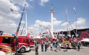 INTERSCHUTZ Community Days und FireFit European Championships im Juni