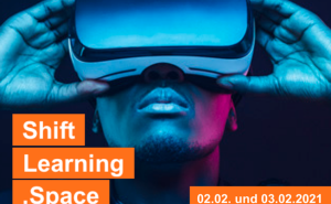 SZENARIS auf der Shift Learning.Space 2021