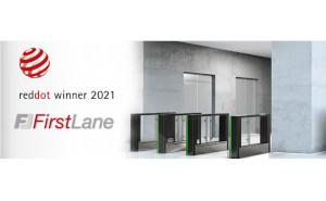 FirstLane gewinnt den Red Dot Design Award 2021