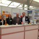 Der Stand der Crisis Prevention in Halle D.