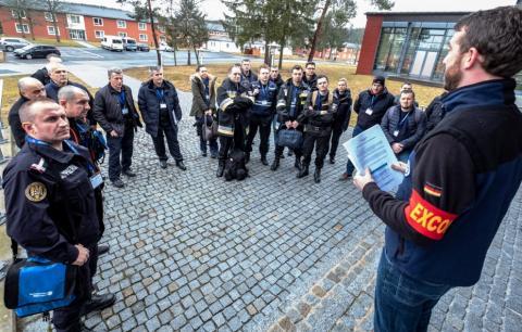 Bereitschaftspolizei Nabburg