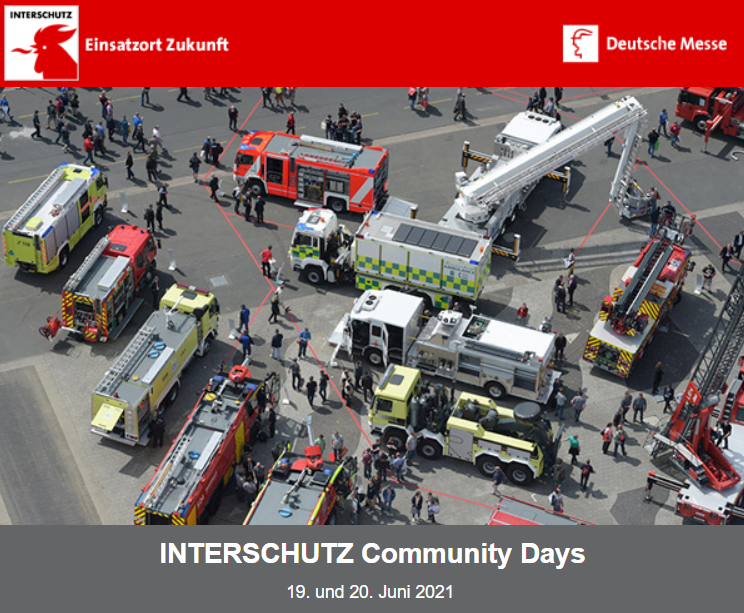 INTERSCHUTZ Community Days