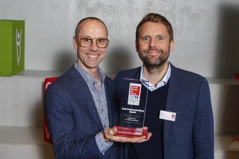 Bayerns Beste Arbeitgeber 2019 Bild: © Great Place to Work®