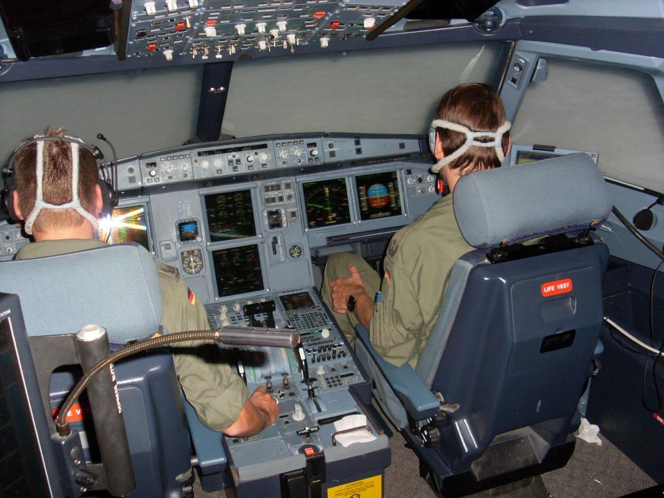 Druckabfall Im Flugzeug